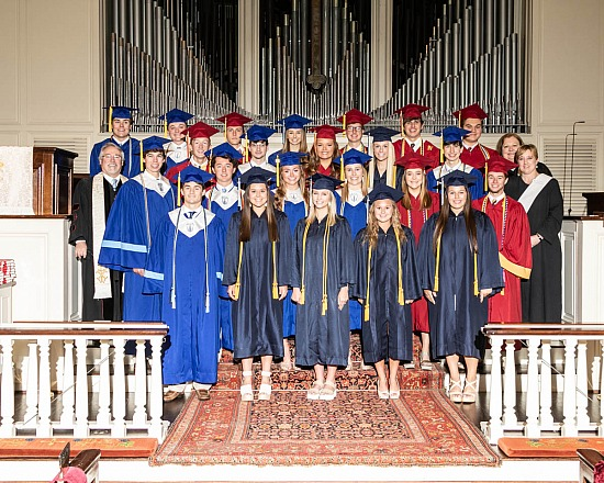 2019 FUMC Senior Sunday