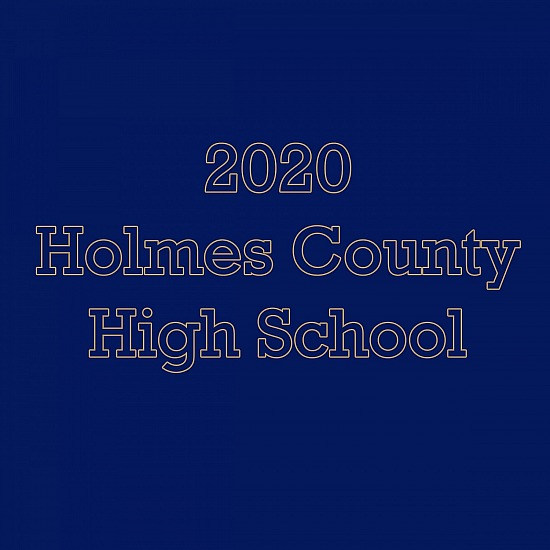 2019 - 20 Holmes County High School